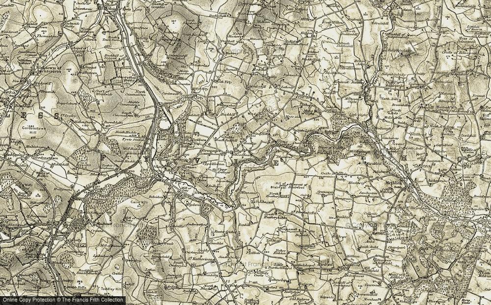 Woodhead, 1909-1910