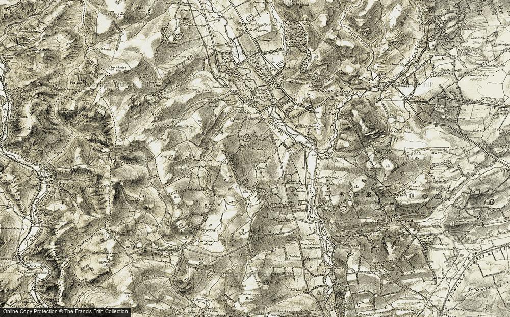Woodheads, 1901-1904