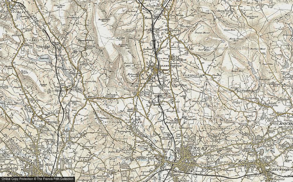 Woodhey, 1903