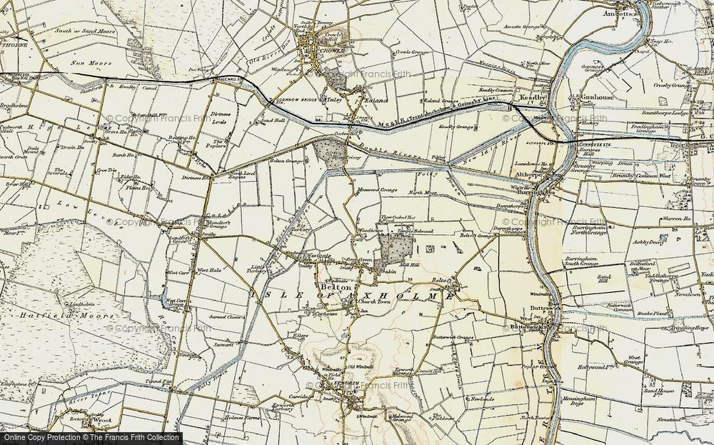 Woodhouse, 1903