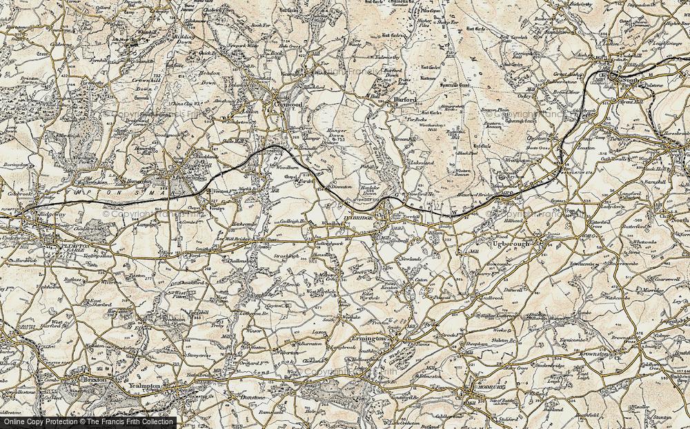 Woodland, 1899-1900
