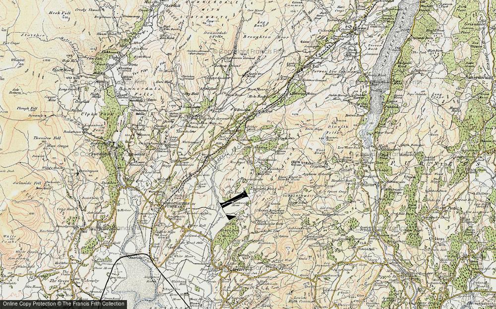 Woodland, 1903-1904