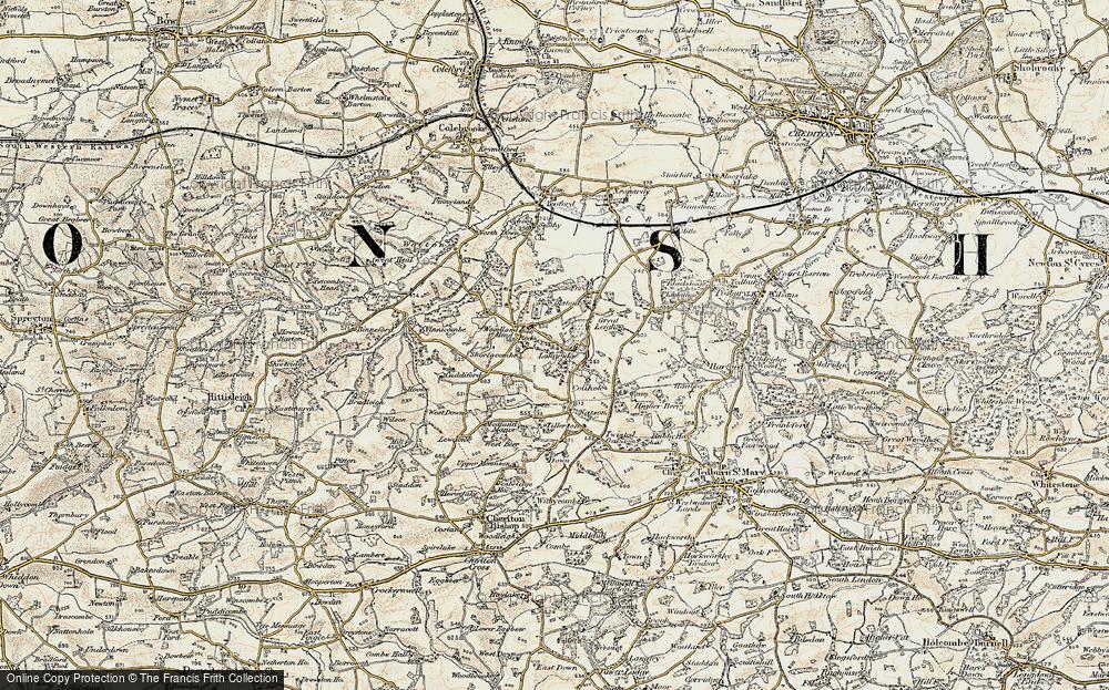 Woodland Head, 1899-1900