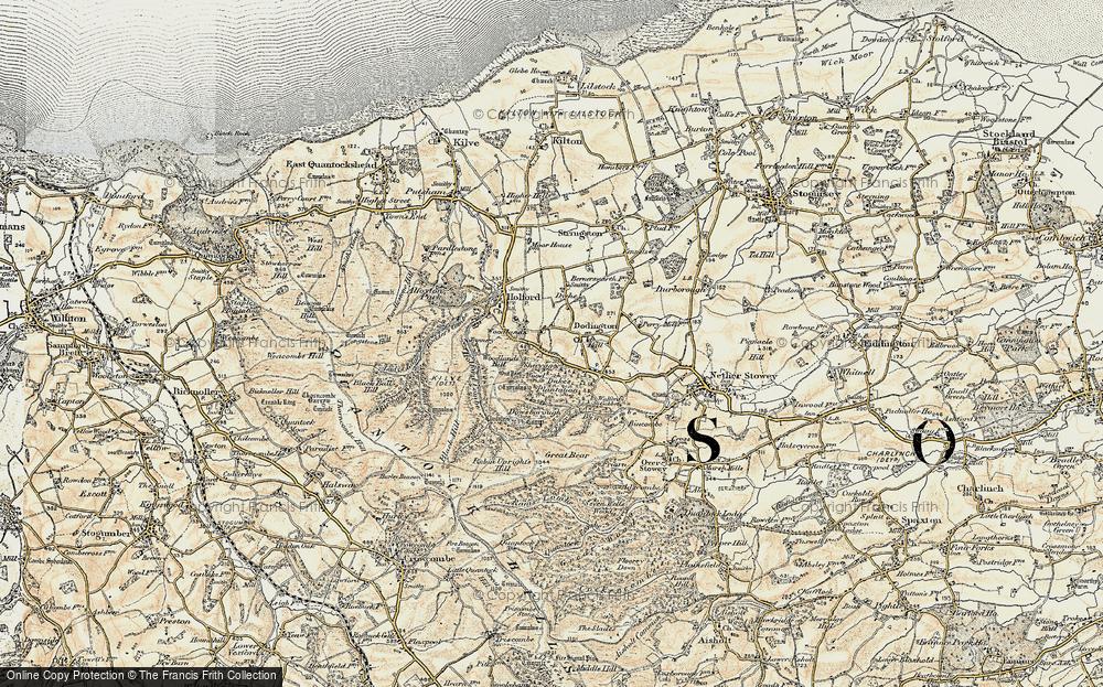 Woodlands, 1898-1900