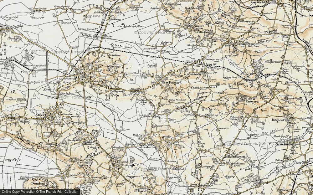 Woodlands, 1899
