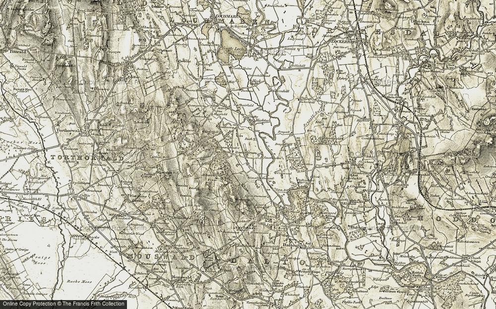 Woodlands, 1901-1904