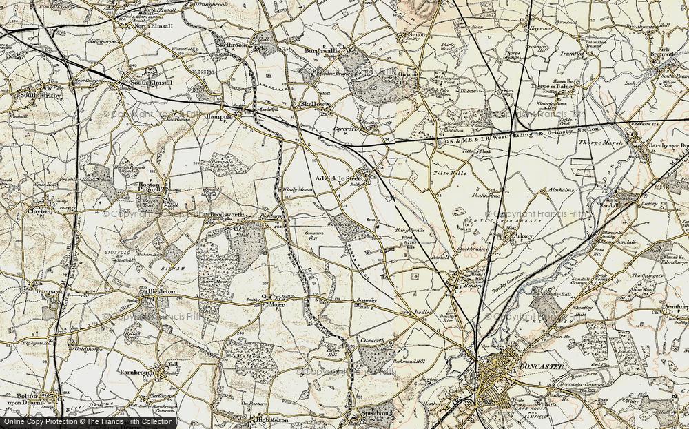 Woodlands, 1903