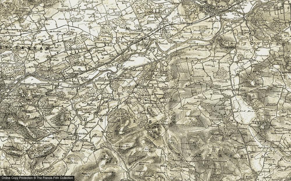 Woodlands, 1908-1909