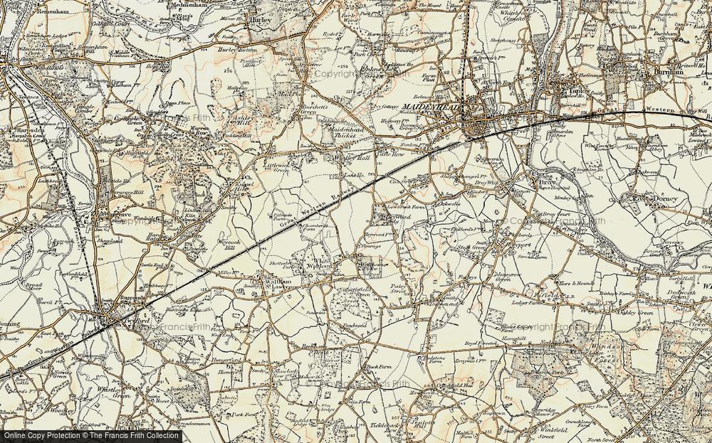 Woodlands Park, 1897-1909