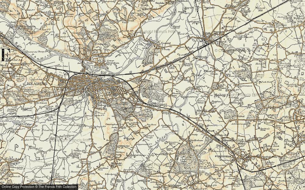 Woodley, 1897-1909