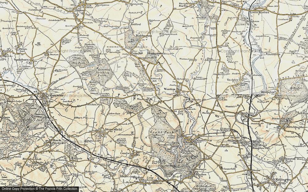 Woodleys, 1898-1899