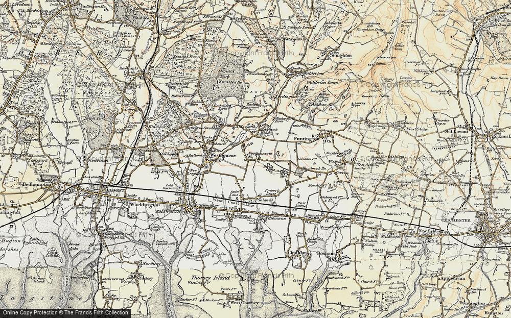 Woodmancote, 1897-1899