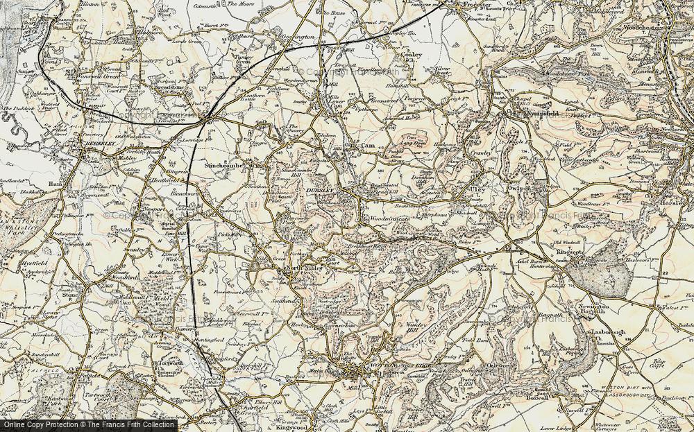 Woodmancote, 1898-1900