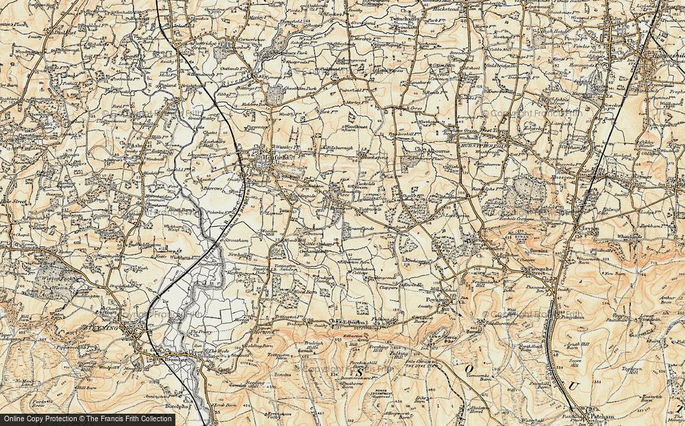 Woodmancote, 1898