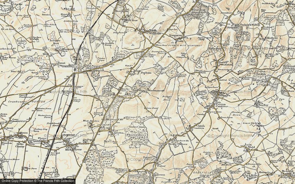 Woodmancott, 1897-1900