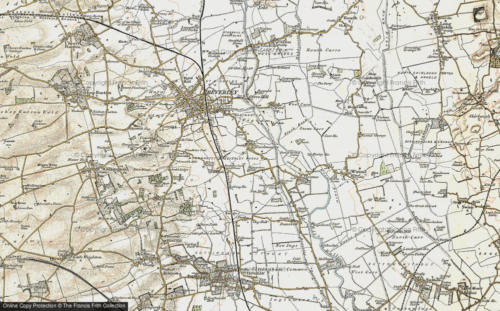 Woodmansey, 1903-1908