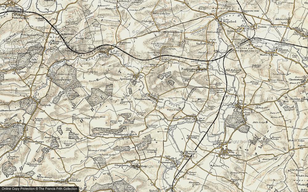 Woodnewton, 1901-1903