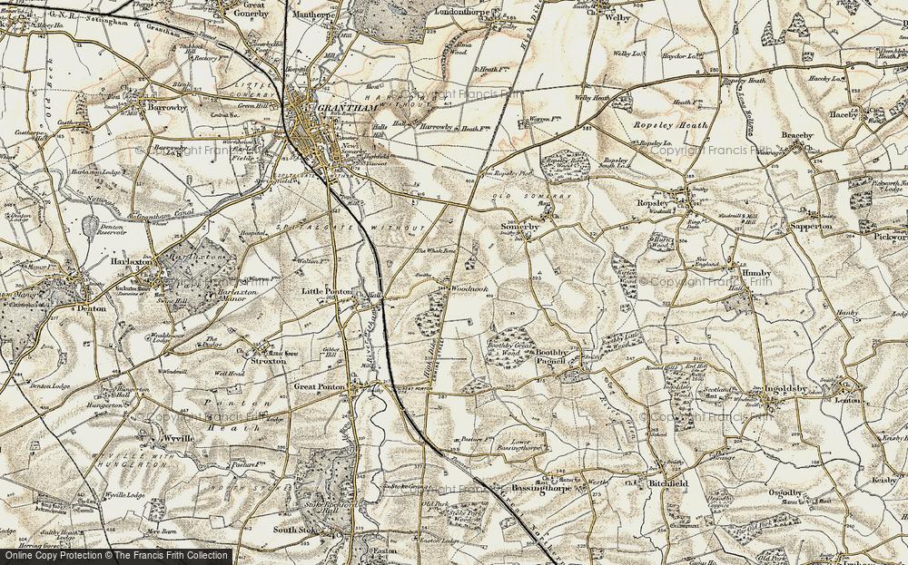 Woodnook, 1902-1903