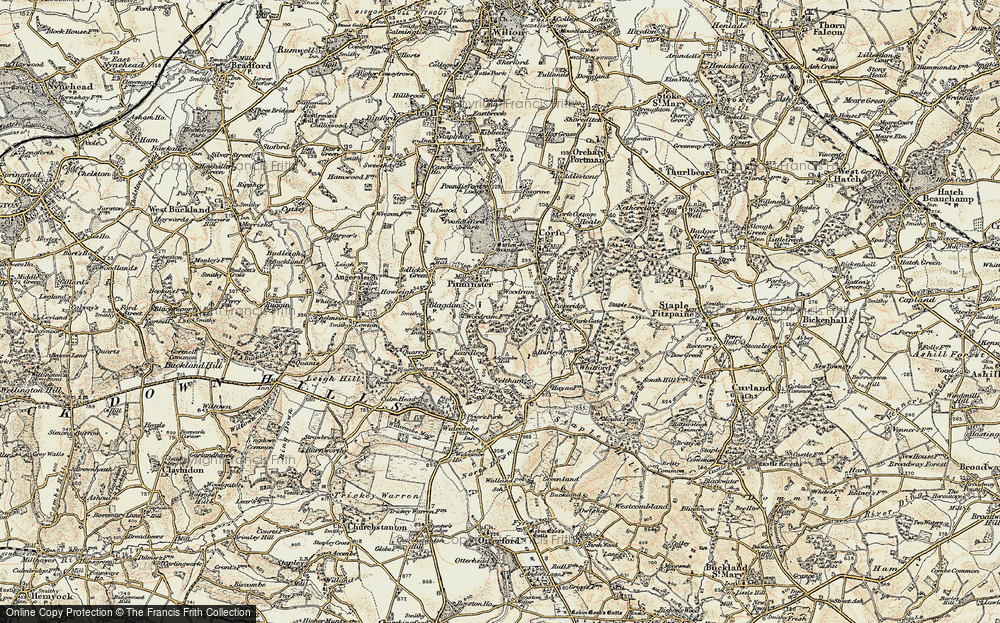 Woodram, 1898-1900