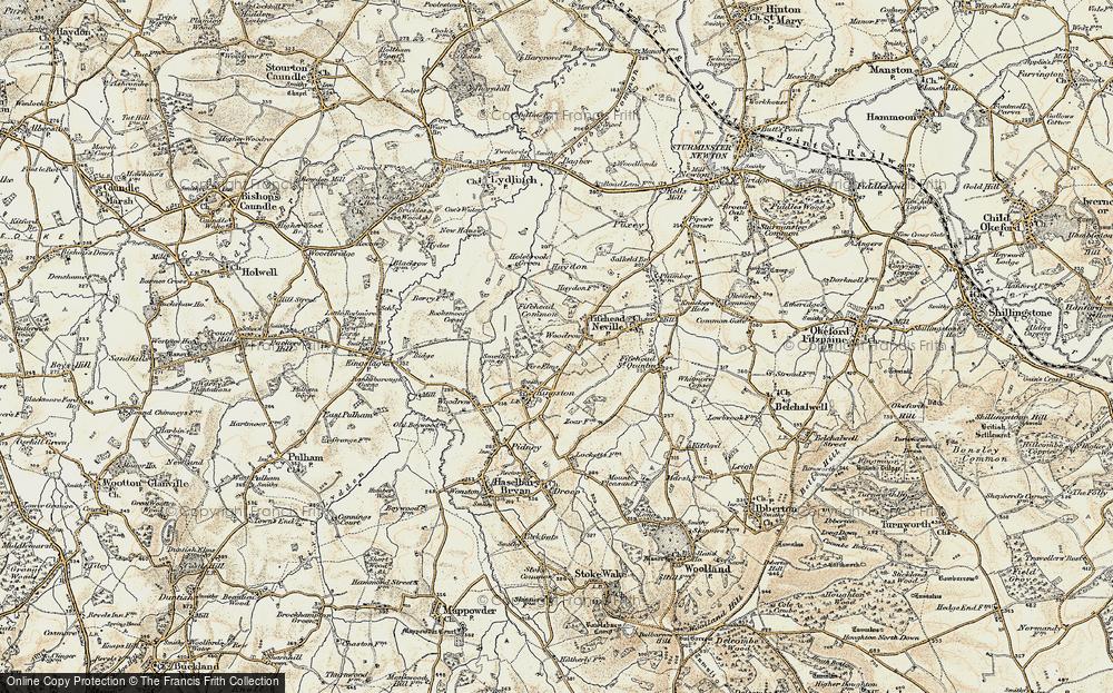 Woodrow, 1897-1909