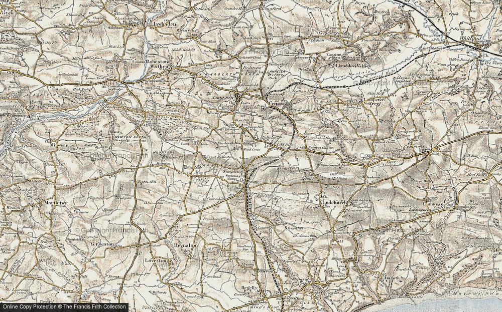 Woods Cross, 1901