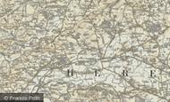 Woods Eaves, 1900-1901