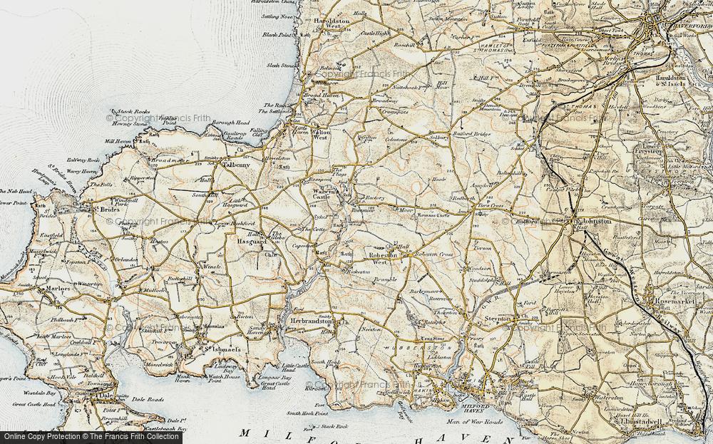 Woodsend, 0-1912