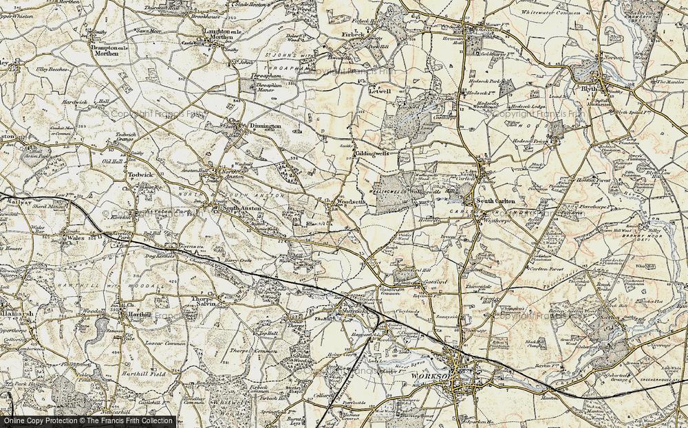 Woodsetts, 1902-1903