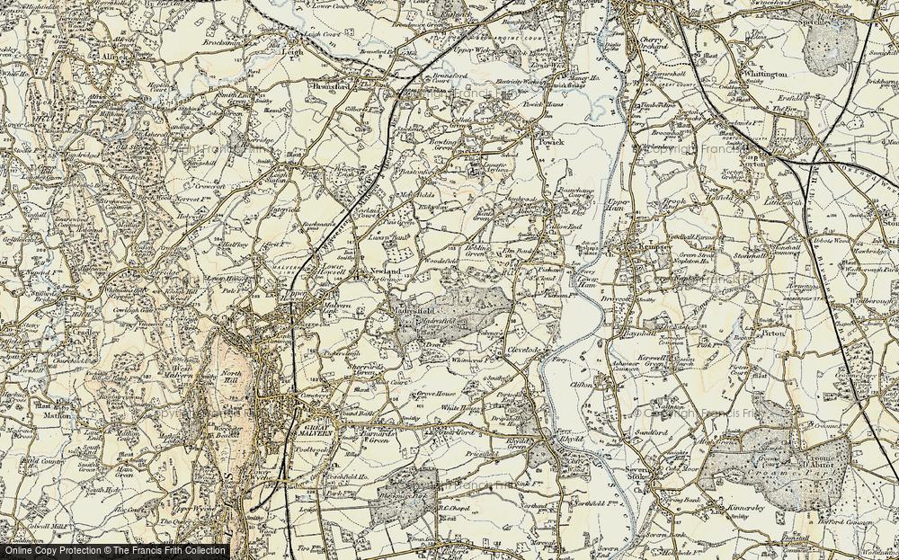 Woodsfield, 1899-1901