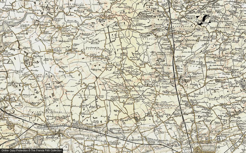 Woodsfold, 1903-1904