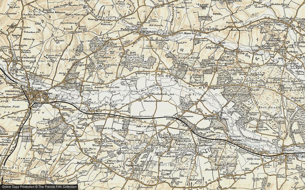 Woodsford, 1899-1909