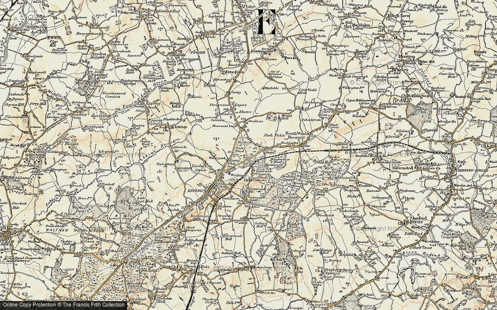 Woodside, 1897-1898