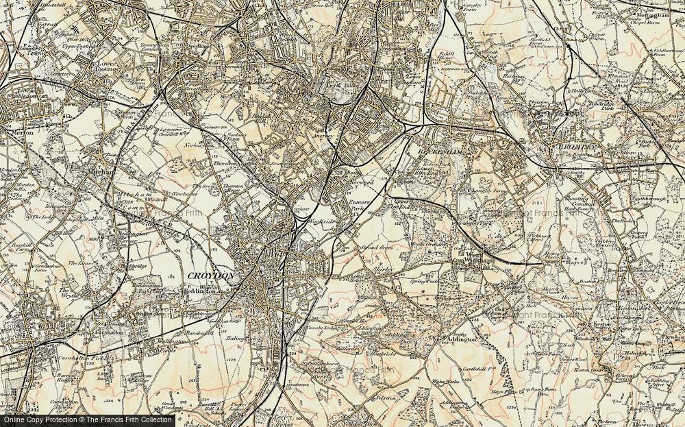 Woodside, 1897-1902