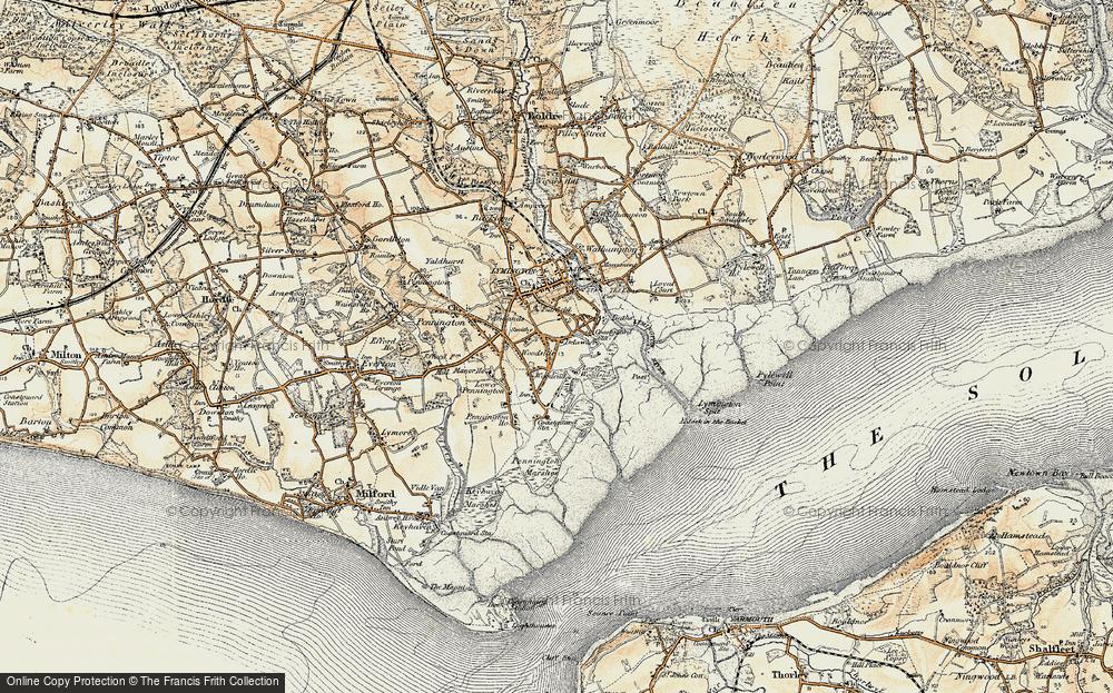 Woodside, 1897-1909