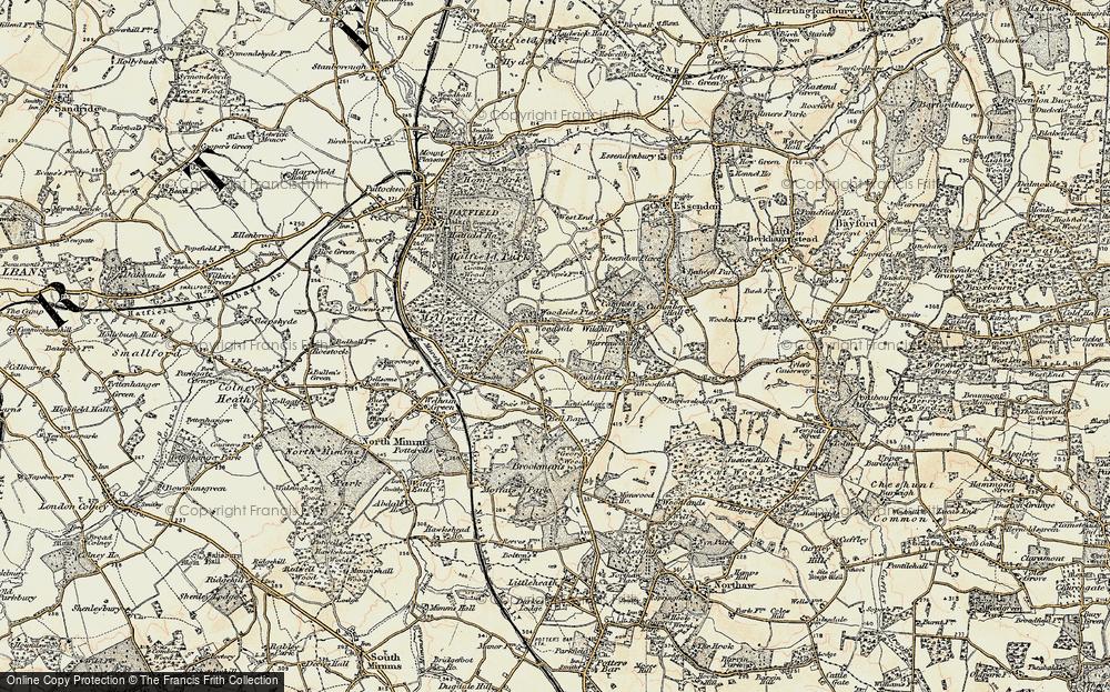 Woodside, 1898