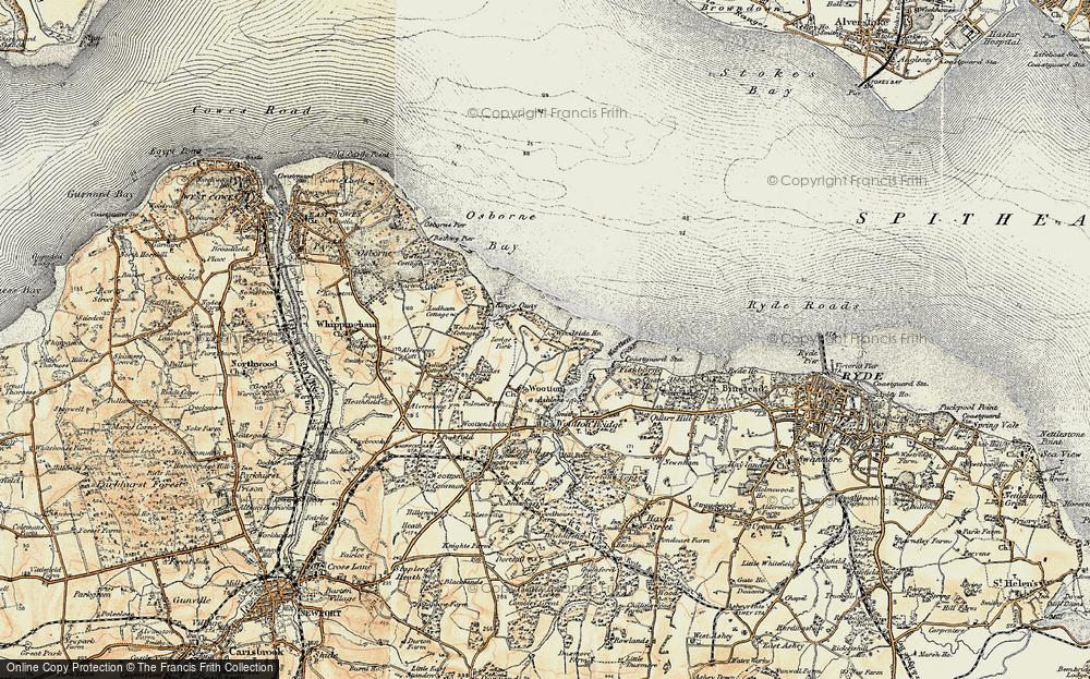 Woodside, 1899