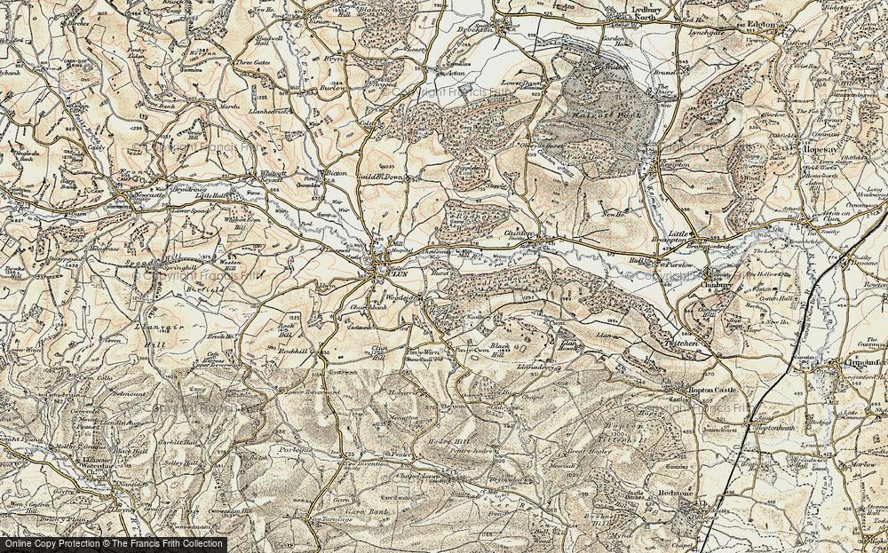Woodside, 1901-1903
