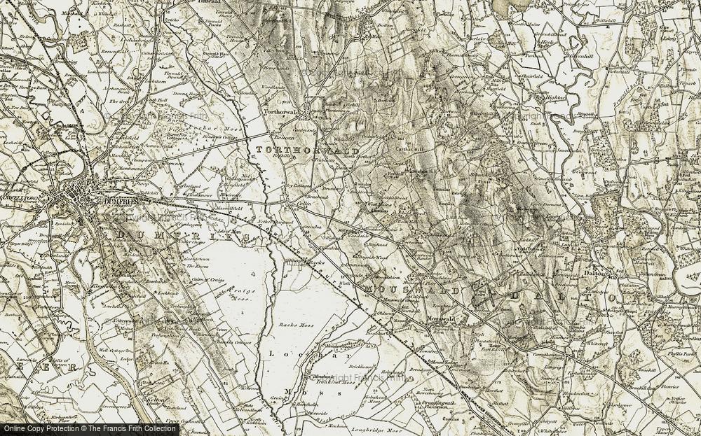 Woodside, 1901-1905