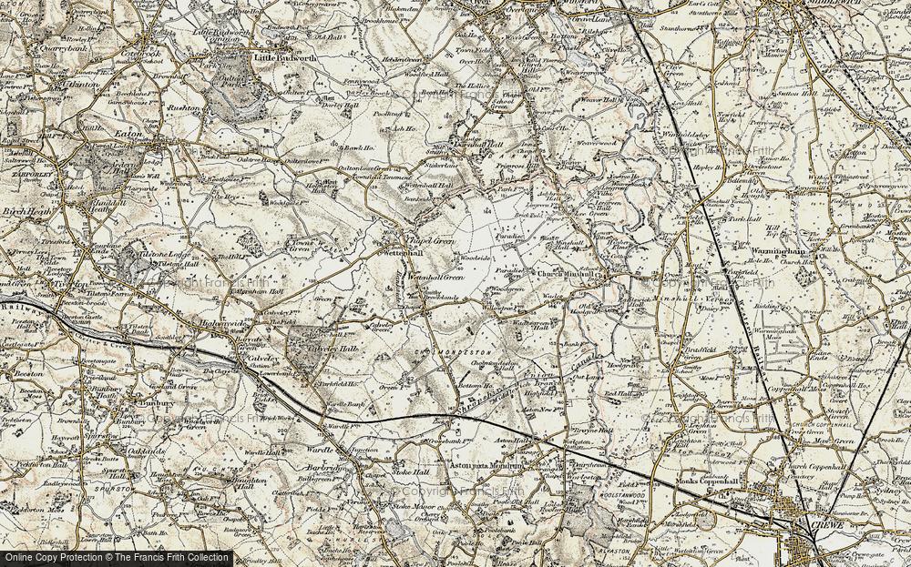 Woodside, 1902-1903