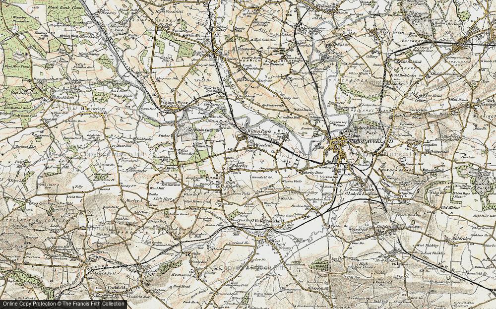 Woodside, 1903-1904