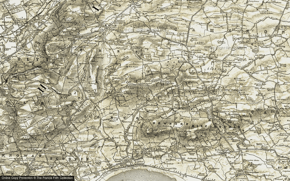 Woodside, 1906-1908