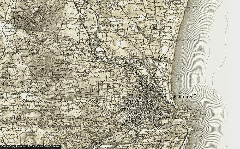 Woodside, 1909