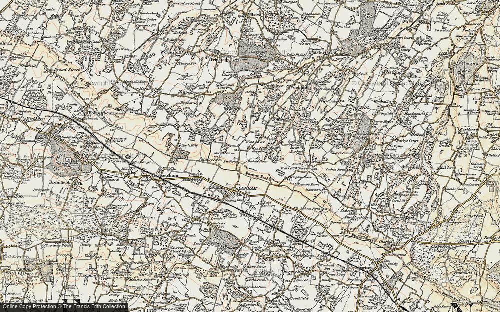 Woodside Green, 1897-1898