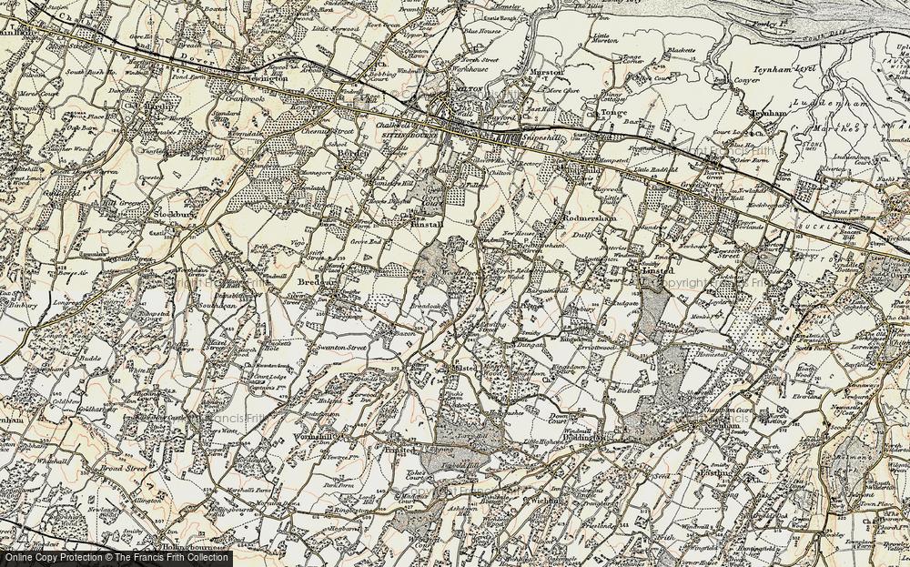Woodstock, 1897-1898