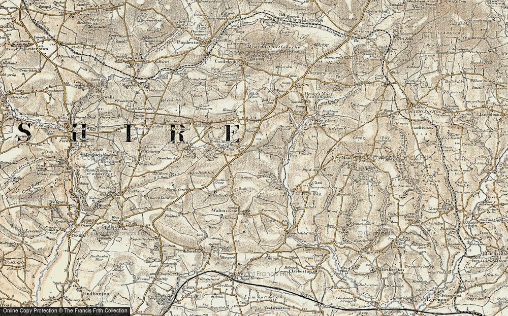 Woodstock, 1901-1912