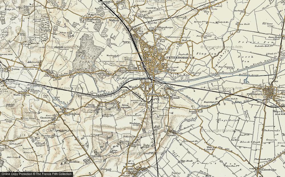 Woodston, 1901-1902