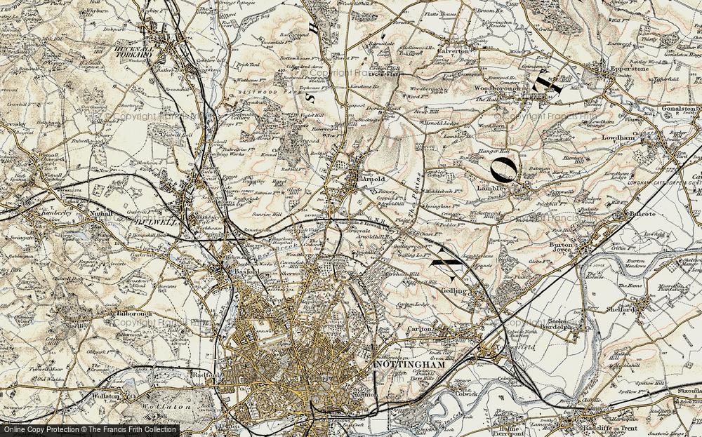 Woodthorpe, 1902-1903