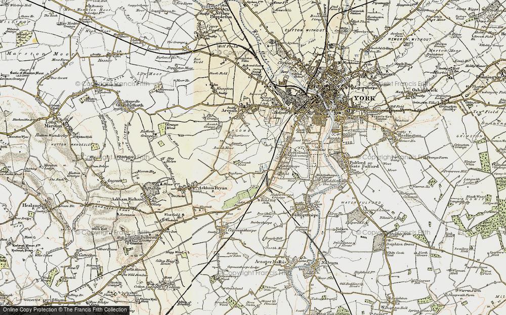 Woodthorpe, 1903
