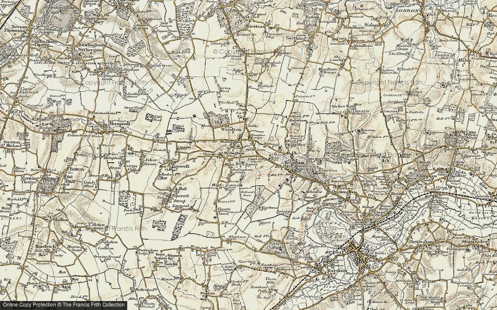 Woodton, 1901-1902