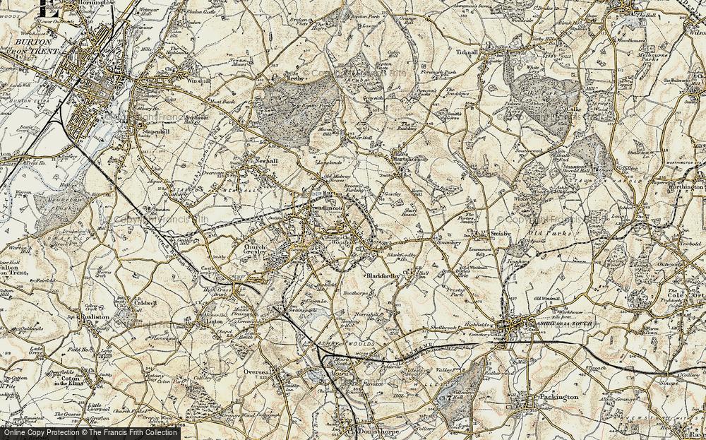 Woodville, 1902-1903